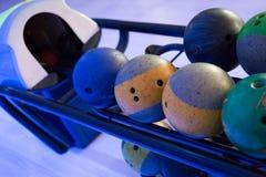 Grupo de bolas Foto de Stock Royalty Free