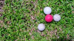 Grupo de bolas Fotografia de Stock Royalty Free