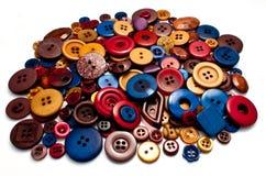 Grupo de botones Fotografía de archivo