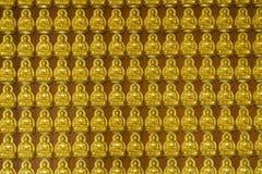 Grupo de Buda Imagem de Stock