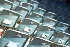 Grupo de cadeiras Imagem de Stock Royalty Free