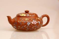 Grupo de chá Imagens de Stock