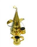 Grupo de chá oriental Imagem de Stock