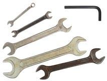 Grupo de chaves Imagem de Stock Royalty Free