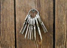 Grupo de chaves Imagens de Stock Royalty Free