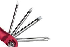 Grupo de chaves de fenda Imagem de Stock Royalty Free