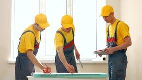 Grupo de construção filme