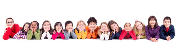 Grupo de crianças