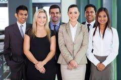 Grupo de empresários Imagens de Stock