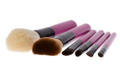 Grupo de escovas para a composição Foto de Stock
