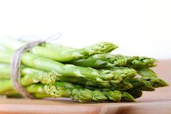 Grupo de espargos verdes Imagem de Stock