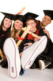 Grupo de estudantes Imagens de Stock Royalty Free