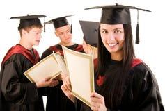 Grupo de estudantes Foto de Stock