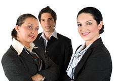 Grupo de executivos Fotos de Stock Royalty Free