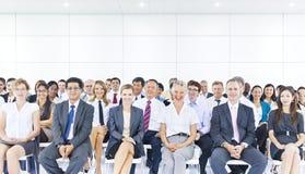 grupo de executivos Mullti-étnico foto de stock royalty free