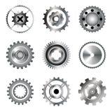Grupo de ferramentas da engenharia ilustração royalty free