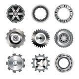 Grupo de ferramentas da engenharia ilustração do vetor