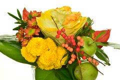 Grupo de flores imagens de stock royalty free