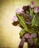 Grupo de flores Foto de Stock Royalty Free