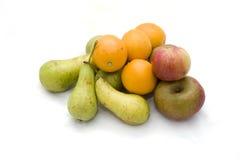 Grupo de fruta Imagem de Stock Royalty Free