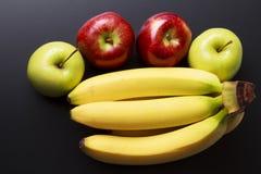 Grupo de fruta Fotos de Stock Royalty Free