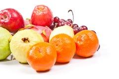 Grupo de frutas Foto de archivo libre de regalías