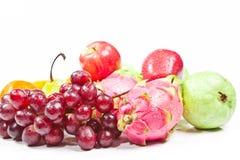 Grupo de frutas Fotografía de archivo libre de regalías