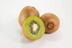 Grupo de fruto de quivi fotos de stock