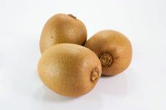 Grupo de fruto de quivi foto de stock