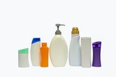 Grupo de garrafas Fotos de Stock