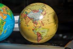 Grupo de globos de vários tipos Fotografia de Stock Royalty Free