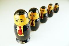 Grupo de homem de negócios imagens de stock