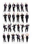 Grupo de homens de negócio Imagens de Stock Royalty Free