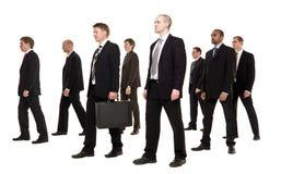 Grupo de homens de negócios foto de stock royalty free