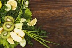 Grupo de hortaliças Fotos de Stock Royalty Free