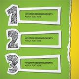 Grupo de Infographic ilustração do vetor