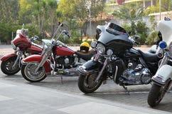 Grupo de la bici grande 2 Foto de archivo libre de regalías