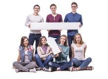 Grupo de la gente Fotos de archivo