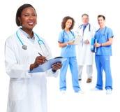 Grupo de los doctores fotografía de archivo libre de regalías