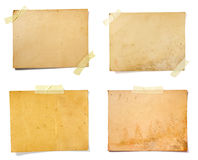 Grupo de los materiales Imagenes de archivo