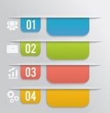Grupo de marcador, etiquetas, etiquetas, etiquetas Imagens de Stock