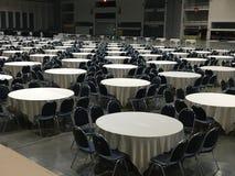 Grupo de mesa redonda/teste padrão da mesa redonda Foto de Stock