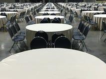 Grupo de mesa redonda/teste padrão da mesa redonda Fotos de Stock
