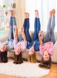 Grupo de muchachas Fotografía de archivo