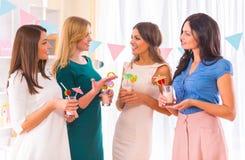 Grupo de muchachas imagen de archivo