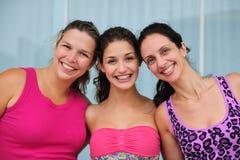 Grupo de mulher diversa fotografia de stock