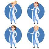 Grupo de mulheres do doutor Imagens de Stock