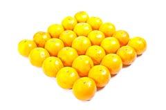 Grupo de naranja Imagen de archivo