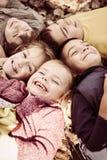 Grupo de niños Fotos de archivo