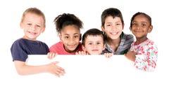 Grupo de niños Foto de archivo